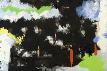 Visite as obras de Guilherme Parente, Obras/Atelier,