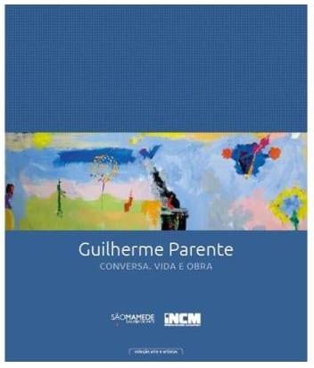 Bibliografia sobre o pintor Guilherme Parente, Textos e livros,